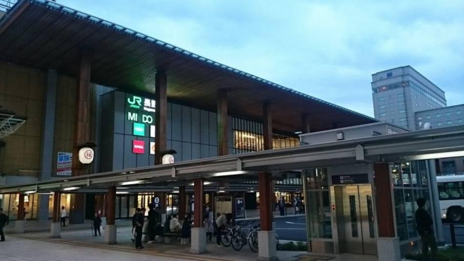 長野駅写真