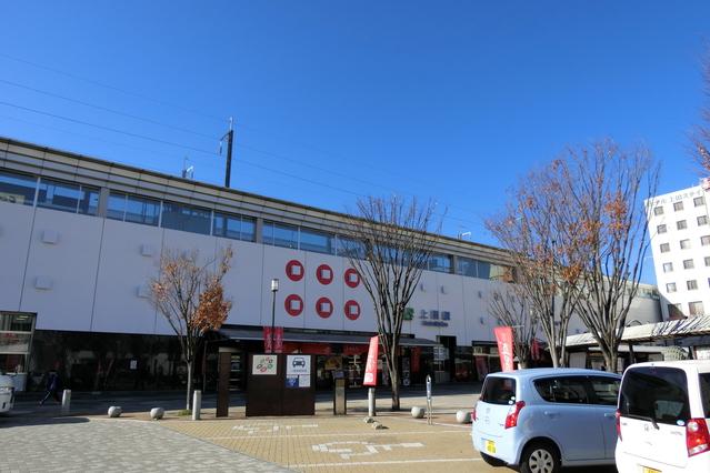上田駅写真