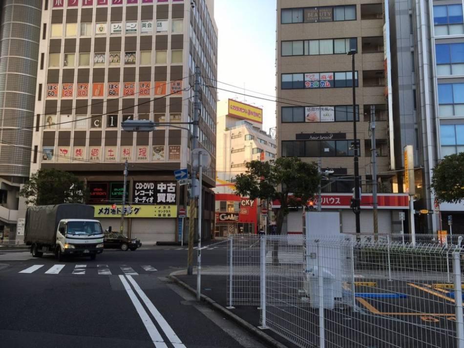 ニューステージグループ千葉店までの道順5