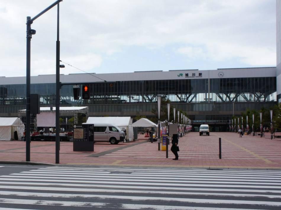 旭川駅写真
