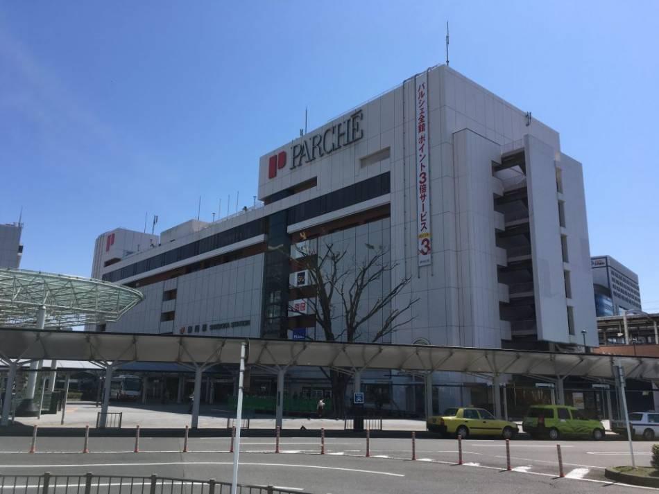 静岡駅写真
