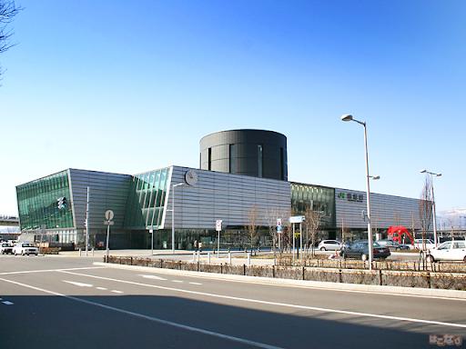 函館駅写真